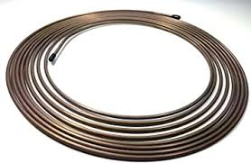 "25 Ft. Roll of 3/16"" Copper Nickel Brake Line Tubing, Hose, Lines ..."