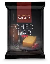 Купить <b>Сыр Cheese Gallery</b> CHEDDAR красный 50%, 250 г с ...