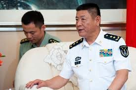 u s department of defense photo essay chinese vice adm tian zhong commander of the people s liberation army s navy north sea