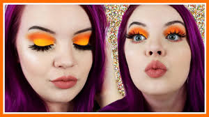 <b>Neon Pigments</b>!!!! Trying Glamierre For The First Time! - YouTube