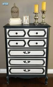 1000 images about painted furniture on pinterest painted dressers painted furniture and dressers black white furniture