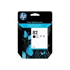 <b>HP 82 Black</b> Ink Cartridge (CH565A), 69ml at Staples