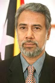 Tapi di sana ada Perdana Menteri Xanana Gusmao dan untuk itu, orang Timor Leste nampaknya patut bersyukur. Di Dili awal pekan lalu, tepat di hari ... - n00073625-b