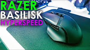 <b>Razer Basilisk x HyperSpeed</b> Unboxing - YouTube