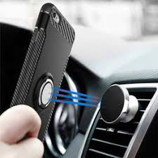 Luxury Shockproof Armor Protective Cover with Ring Stand ... - Vova