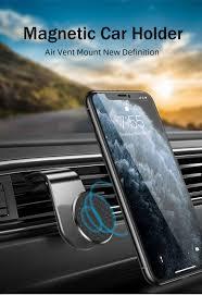 GTWIN 2020 Upgraded <b>Metal Magnetic Car</b> Phone Holder Mini Air ...