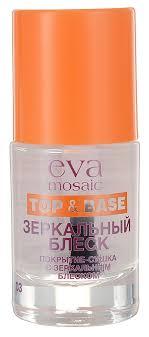 <b>Eva Mosaic Покрытие</b> для ногтей Блеск и стойкость маникюра ...