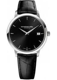 Наручные <b>часы Raymond Weil</b> из нержавеющей стали ...