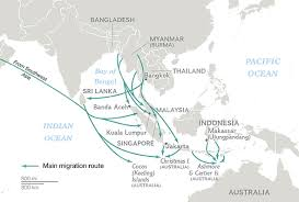 Image result for refugee map south east asia