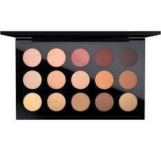 Eye Shadow x15: Warm <b>Neutral</b> | <b>MAC</b> New Zealand