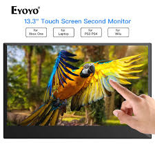 "<b>EYOYO 15.6</b>"" <b>Inch</b> 4K HDR IPS Gaming <b>Monitor</b> 3840x2160 for PS4 ..."