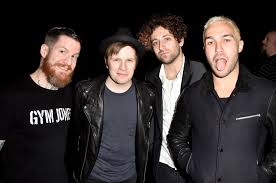 14 Things We Learned on the Road With <b>Fall Out Boy</b> - Rolling Stone