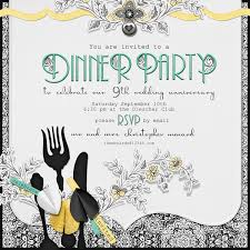 Image result for dinner party invitations