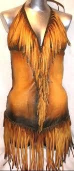 <b>Sexy Leather</b> Fringe <b>Mini</b> Dress Fringed <b>Leather</b> Dress Custom ...