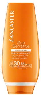 <b>Lancaster</b> Sun Sensitive <b>нежное молочко</b> для чувствительной ...