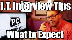 information technology interview tips the interview information technology interview tips the interview i t career questions