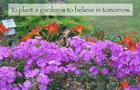 Favorite Gardening Quotes | Your Easy Garden via Relatably.com