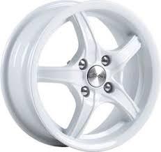 Купить литые диски <b>Стинг</b> алмаз белый <b>СКАД 5.5x14 4x100</b> 67.1 ...