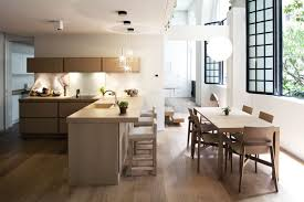 Kitchen Dining Room Designs Open Kitchen And Living Room Design Ideas Kitchen And Dining