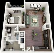 ideas about One Bedroom Apartments on Pinterest   Bedroom       ideas about One Bedroom Apartments on Pinterest   Bedroom Apartment  One Bedroom and Bedroom Apartments