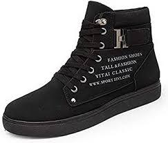 Fashion Spring Autumn Men Casual High Top Shoes ... - Amazon.com