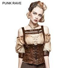 2019 <b>PUNK RAVE</b> Steampunk <b>Women</b> Clothing Accessories ...
