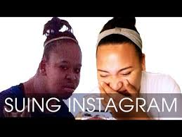 CONFUSED GIRL SUES INSTAGRAM - YouTube via Relatably.com