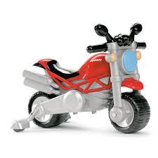 <b>Каталка</b>-<b>мотоцикл Chicco Ducati Monster</b> 18м+ (00071561000000 ...