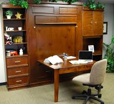 murphy bed desk combo with modern chairs bed and desk combo furniture