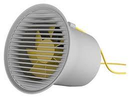 Настольный <b>вентилятор Baseus Small Horn</b> Desktop Fan ...