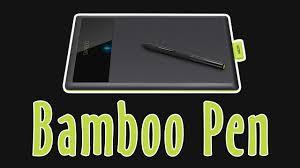 Bamboo Pen #2 - <b>Защитная пленка</b>. Подключение и настройка ...