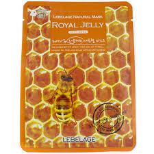 Lebelage Natural Mask Royal Jelly <b>Тканевая маска</b> для лица с ...