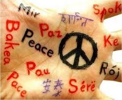 Resultado de imagen de paz