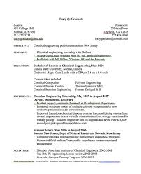 in post this time we will give a example about sample of chemical engineer resume that will give you ideas and provide a reference for your own resume resume format for chemical engineer