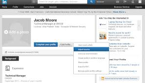 how to upload your resume to linkedin   job market   social networkinghow to upload your resume to linkedin