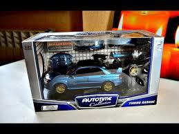Subaru - радиоуправляемая модель 1:10 - YouTube