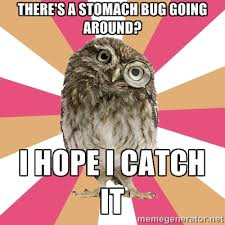 Eating Disorder Owl | Meme Generator via Relatably.com