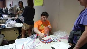 special education students put their skills to the test in annua more than 500 special education students gathered together at johnson county community college for a competition