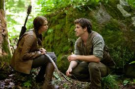 the hunger games wiki sandbox the woods the hunger games wiki katniss and gale
