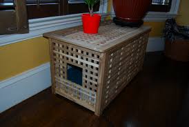 top entrance litter box with sortera ikea hackers kitten things pinterest litter box entrance and boxes bookcase climber litter box