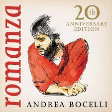 <b>Andrea Bocelli</b>: <b>Romanza</b> (20th Anniversary Edition / Deluxe ...