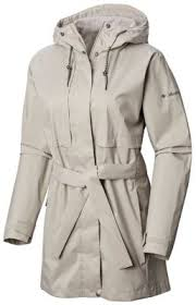 <b>Women's</b> Pardon My <b>Trench</b> Rain <b>Jacket</b> – Plus Size | Columbia.com