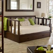 ideas daybed with storage home storage ideas how to make a twin daybed frame diy full building frame day bed