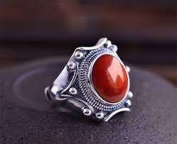 Material: Thai sterling silver Weight: 6.6g Color: Antique Silver Size ...