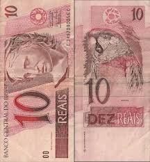 Resultado de imagem para dinheiro 10 reais