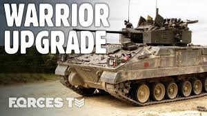 <b>WARRIOR</b> UPGRADE: Is This The Future Of <b>The British</b> Army's ...