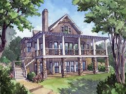 Cabin House Plans   Southern Living House PlansRcr