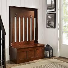 half round dark brown wooden beautiful combination wood metal furniture