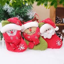 household dining table set christmas snowman knife: pc mini snowman christmas stocking tableware cutlery bags snowflake dining table christmas tree decoration fork holder