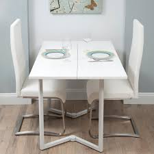 Space Saving Dining Room Tables And Chairs White Space Saving Table Jhoneslavaco